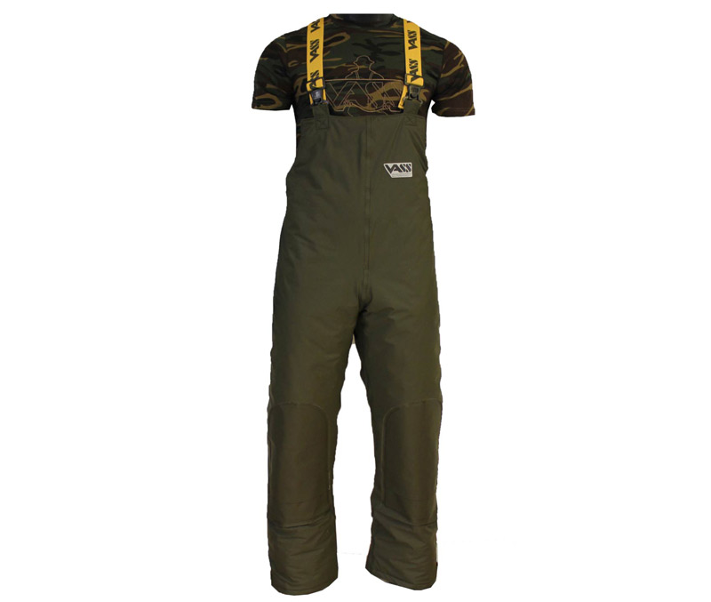new Team Vass 175 bib and brace trouser