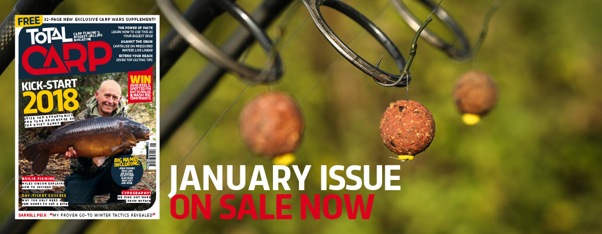 December Issue On Sale